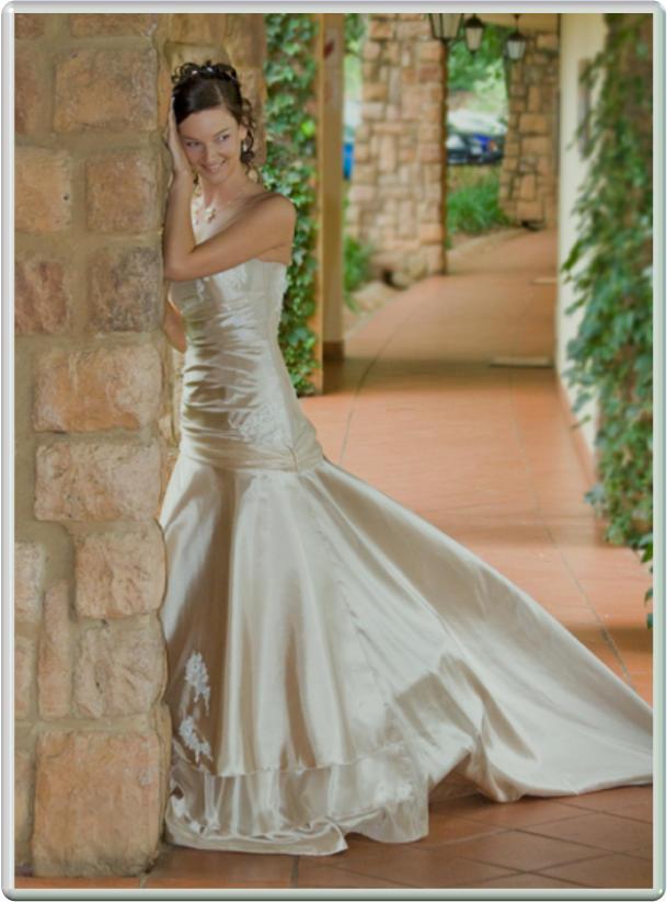Designer Wedding Gown Traditional